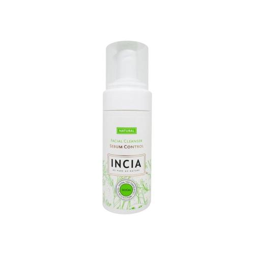 INCIA - INCIA Doğal İpeksi Yüz Temizleme Köpüğü 125ml
