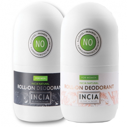 INCIA - INCIA Doğal Roll-On Deodorant Set