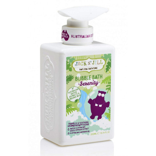 Jack And Jill Kids - Jack and Jill Natural Bathtime Bubble Bath Serenity 300ml