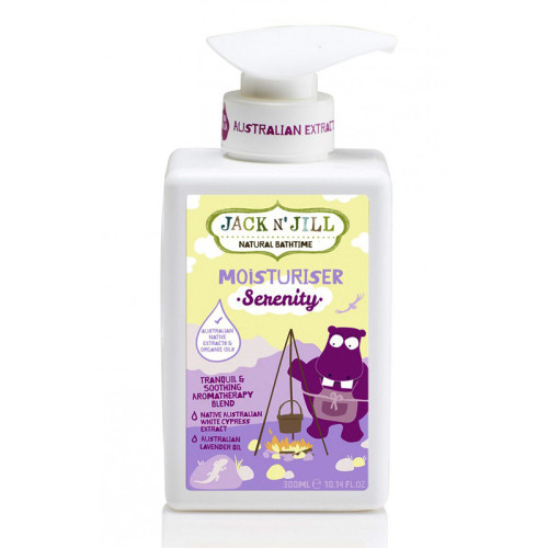 Jack And Jill Kids - Jack and Jill Natural Bathtime Moisturiser Serenity 300ml