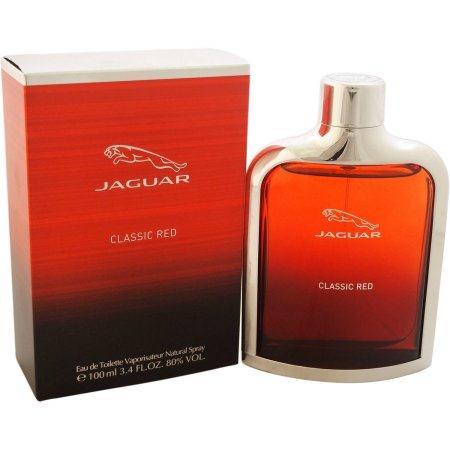 Jaguar - Jaguar Classic Red Edt Erkek Parfüm 100 ml