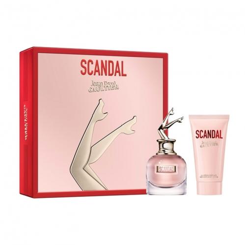Jean Paul Gaultier - Jean Paul Gaultier Scandal EDP 80 ml Kadın Parfüm Seti