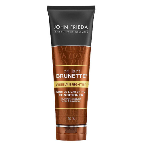 John Frieda - John Frieda Brillant Brunette Visibly Brighter Conditioner 250ml