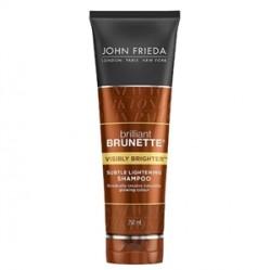 John Frieda - John Frieda Brillant Brunette Visibly Brighter Shampoo 250ml