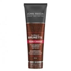 John Frieda - John Frieda Brillant Brunette Visibly Deeper Colour Deeping Shampoo 250ml