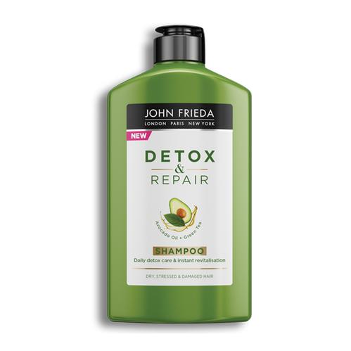John Frieda - John Frieda Detox & Repair Shampoo 250 ml