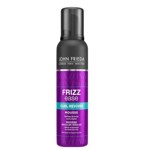 John Frieda - John Frieda Frizz Ease Curl Reviver Styling Mousse 200ml