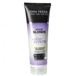 John Frieda - John Frieda Sheer Blonde Colour Renew Shampoo 250ml
