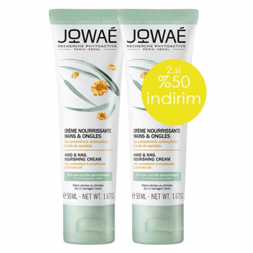 Jowae - Jowae Hand and Nail Nourishing Cream 50ml | 2.si %50 İndirimli