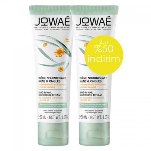 Jowae Hand and Nail Nourishing Cream 50ml | 2.si %50 İndirimli