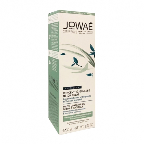 Jowae - Jowae Youth Concentrate Detox and Radiance Night 30 ml