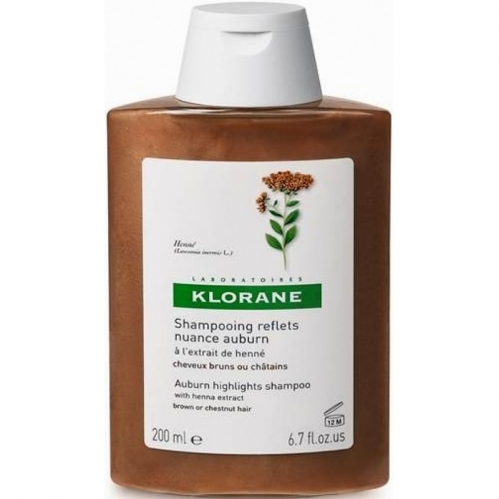 Klorane - Klorane Auburn Highlights Shampoo 200ml