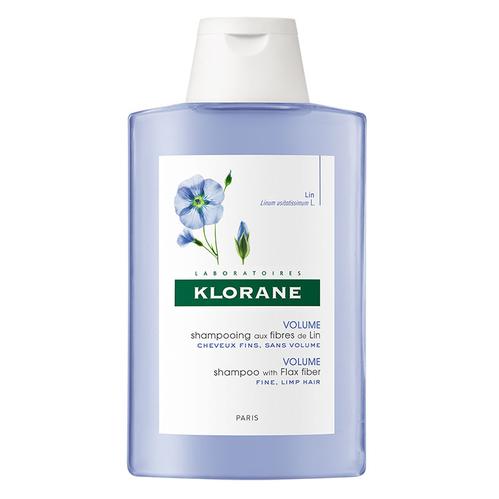 Klorane - Klorane Keten Lifi İçeren İnce ve Hacimsiz Saçlar İçin Bakım Şampuanı 200 ml