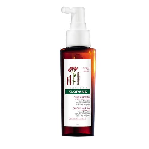 Klorane - Klorane Kinin Saç Dökülmesine Karşı Yoğun Bakım Spreyi 100 ml