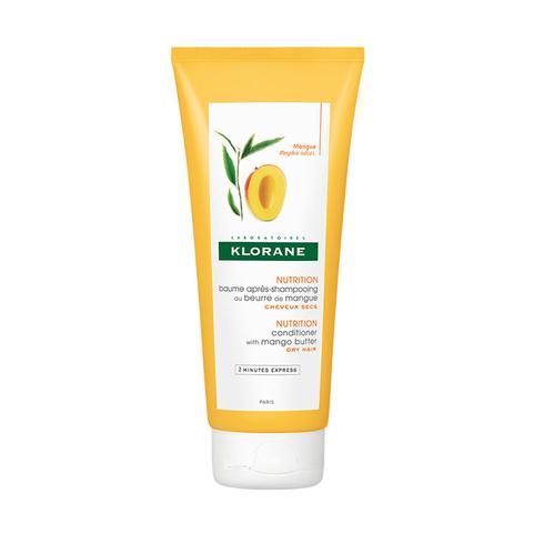 Klorane - Klorane Mango Yağı İçerikli Saç Bakım Kremi 200 ml