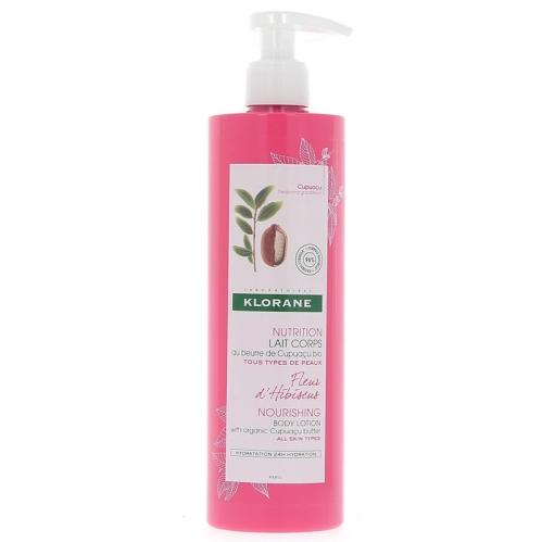 Klorane - Klorane Nutrition Lait Corps Fleur d′Hibiscus 200 ml