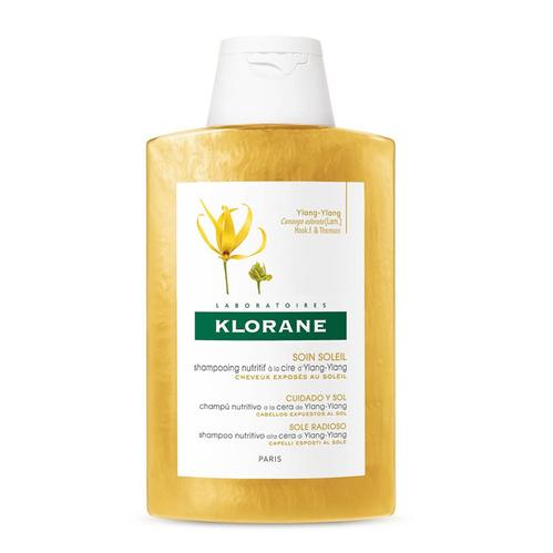 Klorane - Klorane Ylang Ylang Ekstreli Besleyici Güneş Bakım Şampuanı 200 ml