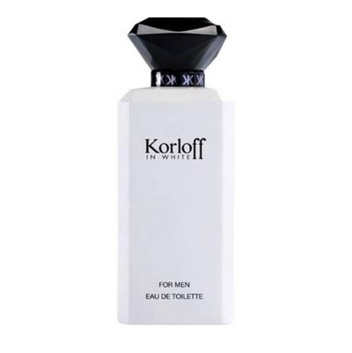 Korloff - Korloff in White Man Edt Spray 88ml