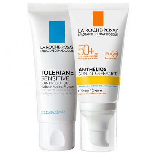 La Roche Posay Ürünleri - La Roche Posay Hem Kalbi Hem Cildi Hassas Olanlara Bakım Seti