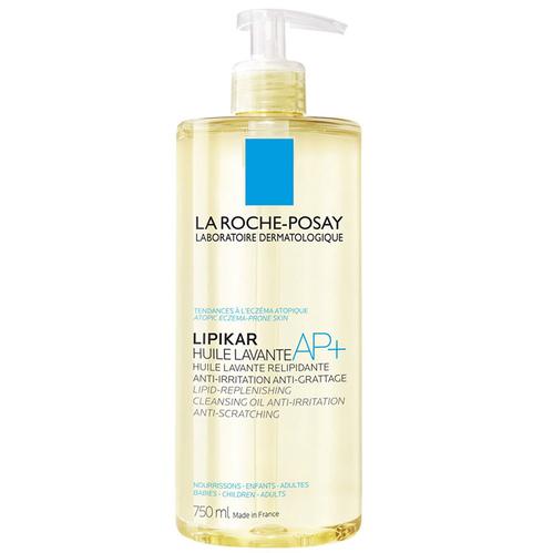 La Roche Posay - La Roche Posay Lipikar Huile Lavante AP+ 750 ml