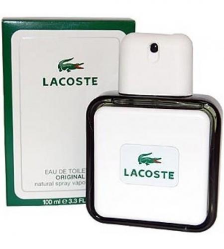 Lacoste - Lacoste Original EDT 100 ml Erkek Parfüm