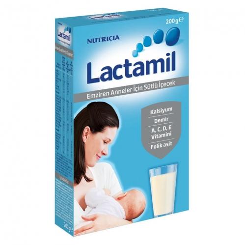 Nutricia - Lactamil Anneler İçin Sütlü İçecek 200 gr