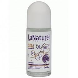 LaNaturel - LaNaturel Deo Roll On Lavanta Bayan 50ml