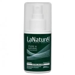 LaNaturel - LaNaturel Sprey Deodorant Kokusuz Erkek 50ml