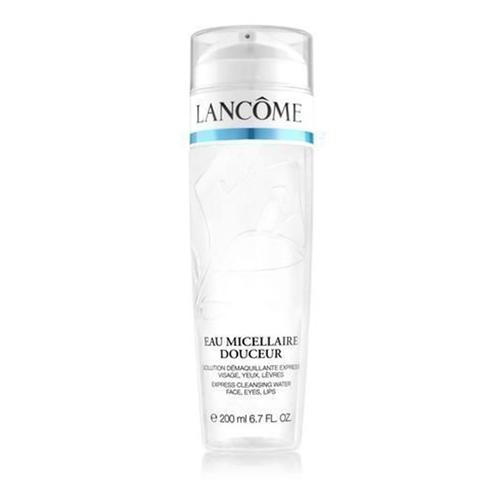 Lancome - Lancome Eau Micellaire Douceur Ekspress Makyaj Temizleyici Solüsyon 200 ml