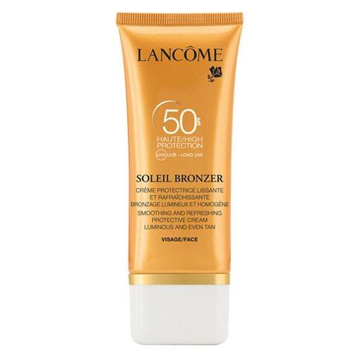 Lancome ürünleri - Lancome Soleil Bronzer Dry Touch Spf50 Güneş Kremi 50ml