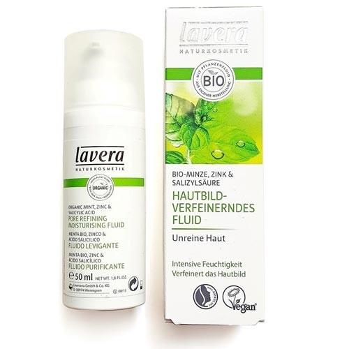 Lavera Ürünleri - Lavera Gözenek Arındırıcı Sıvı Krem – Yağlı Ciltler 50 ml