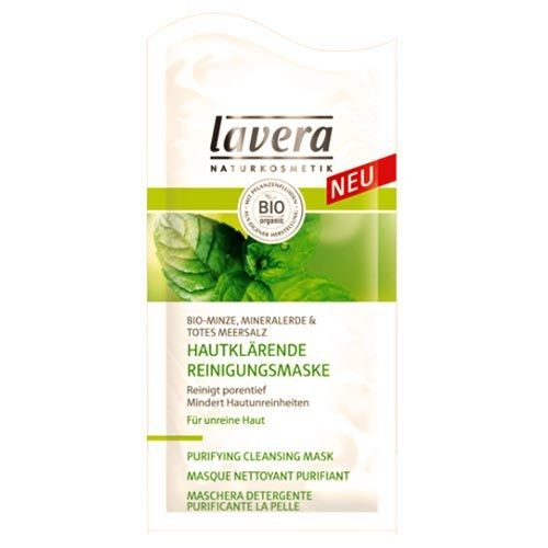 Lavera Ürünleri - Lavera Purifying Cleansing Mask 10ml