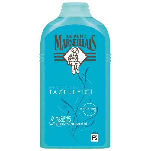 Le Petit Marseillais - Le Petit Marseillais Banyo ve Duş Jeli Tazeleyici 250ml
