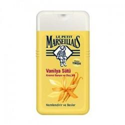 Le Petit Marseillais - Le Petit Marseillais Vanilya Sütü Banyo ve Duş Jeli 250ml