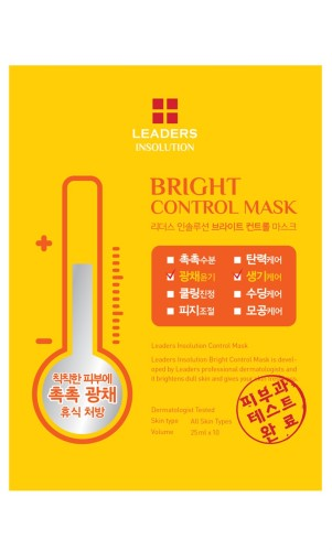 Leaders - Leaders Insolution Bright Control Mask 25ml