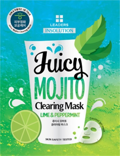 Leaders - Leaders Insolution Juicy Mojito Clearing Mask