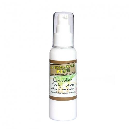 Lemongrass - Lemongrass Çocuk Vücut Losyonu Çikolata 120 ml