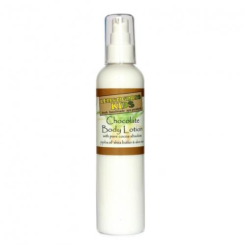 Lemongrass - Lemongrass Çocuk Vücut Losyonu Çikolata 260 ml