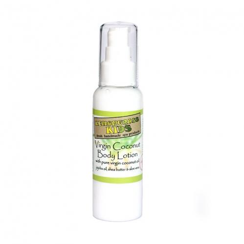 Lemongrass - Lemongrass Çocuk Vücut Losyonu Hindistan Cevizi 120 ml