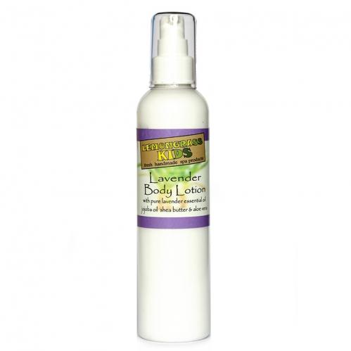 Lemongrass - Lemongrass Çocuk Vücut Losyonu Lavanta 260 ml