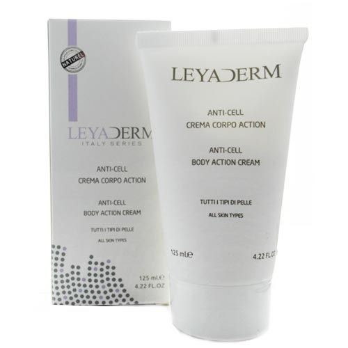 Leyaderm - Leyaderm Anti-Cell Body Action Cream 125ml