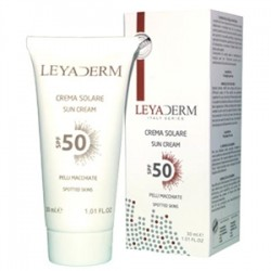 Leyaderm - Leyaderm Sun Cream Spf-50 Spotted Skins 30ml