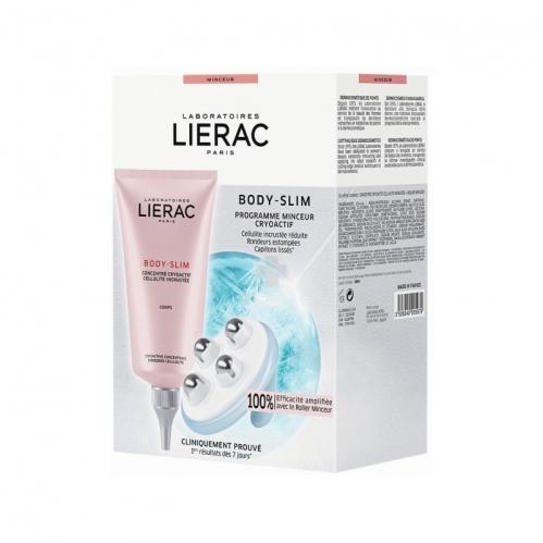 Lierac - Lierac Body-Slim-Cryoactive Concentrate Program 150 ml+ Masaj Aleti