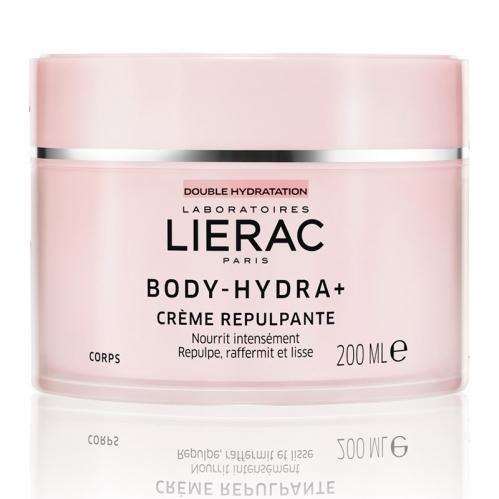 Lierac Ürünleri - Lierac Creme Repulpante Body-Hydra+ Double Hydration Plumping Cream 200ml