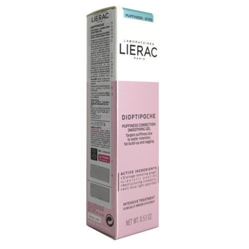 Lierac - Lierac Dioptipoche Puffiness Correction Smoothing Gel 15ml