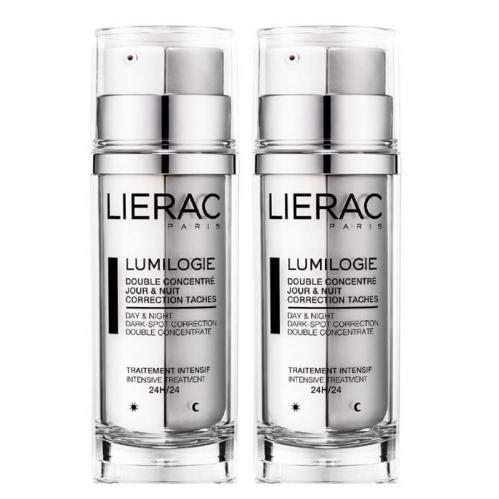 Lierac Lumilogie Koyu Leke Karşıtı Yoğun Bakım Sağlayan Gece Gündüz Konsantresi İkinci Ürün %50 İNDİRİMLİ - Thumbnail