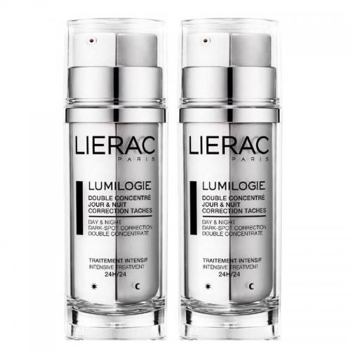 Lierac Lumilogie Koyu Leke Karşıtı Yoğun Bakım Sağlayan Gece Gündüz Konsantresi İkinci Ürün %50 İNDİRİMLİ