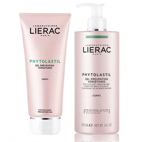 Lierac - Lierac Phytolastil Çatlaklar için Jel 200 ml + 400 ml