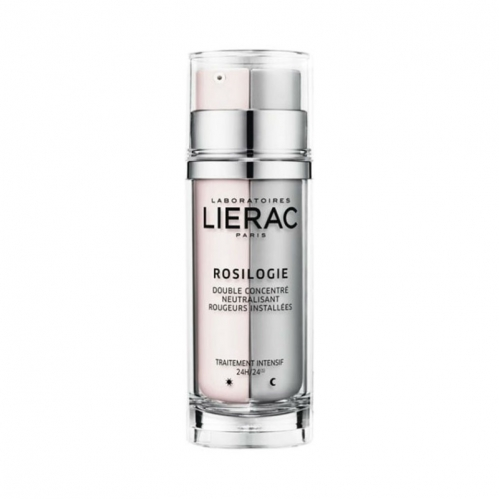 Lierac - Lierac Rosilogie Redness Neutralizing Day & Night Double Concentrate 30 ml