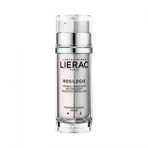 Lierac Rosilogie Redness Neutralizing Day & Night Double Concentrate 30 ml